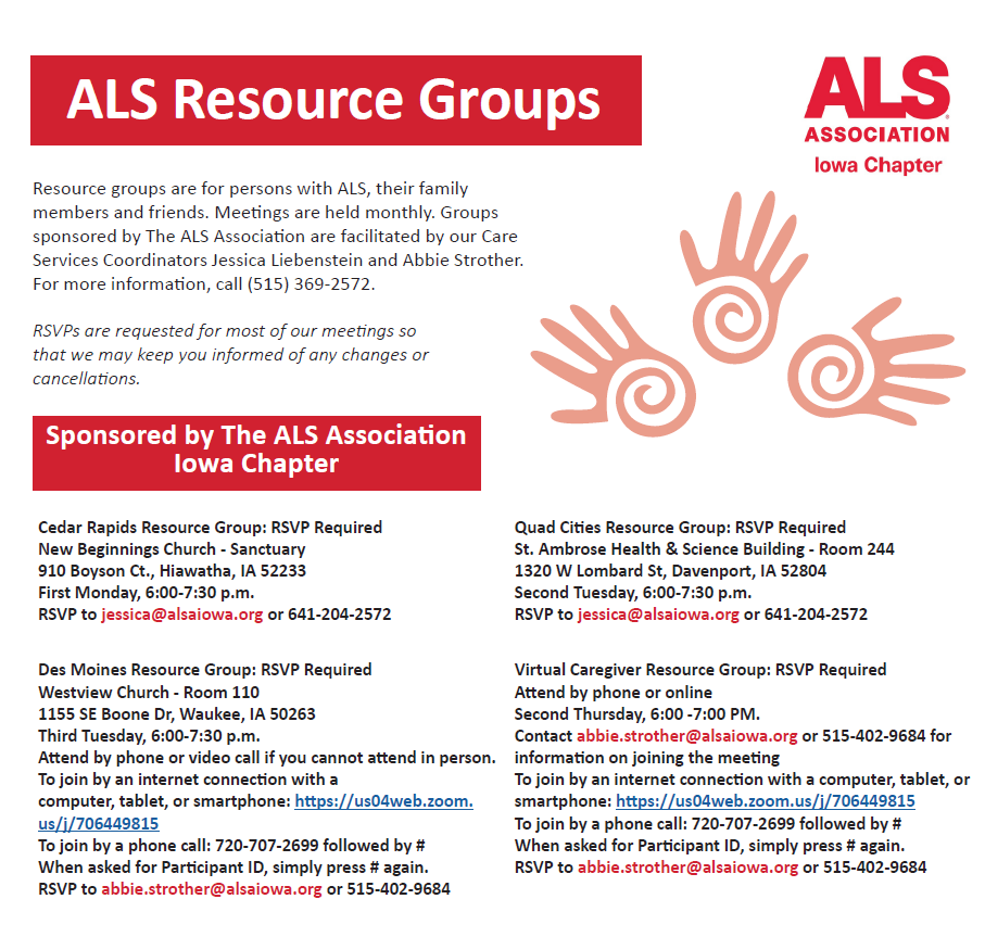 Resource Groups August 2019